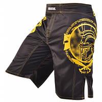 Мужские шорты для единоборств Berserk Sport черный