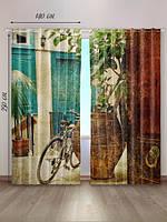 «Улица 2» фотографические шторы