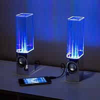 Колонки фонтан (уценка) Water Dancing Speakers