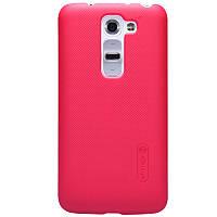 Чехол Nillkin для LG G2 mini D618 красный (+пленка)
