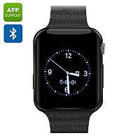 Bluetooth часы-смартфон ZenGear - Bluetooth 4.0, Слот для микро SIM-карты, мониторинг сердечного ритма,шагомер