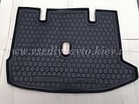 Коврик в багажник RENAULT LODGY с 2012 г. (AVTO-GUMM) пластик+резина