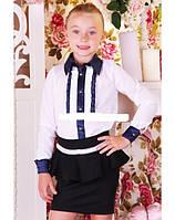"""Школьная блуза """"B22"""""""