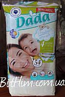 DADA Premium4  7-18 кг 54 шт Польша