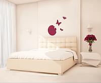"""Кровать """"Теннеси"""" с подъемным механизмом, без матраса. Цвет может быть изменён под заказ"""