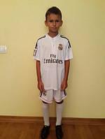 Футбольная форма команды Real Madrid