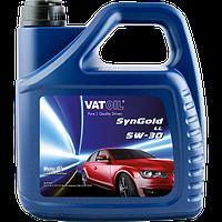 Моторное синтетическое масло VatOil SynGold LL 5W30 4L