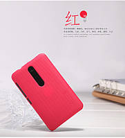 Чехол Nillkin для Nokia Asha 501 красный (+пленка)
