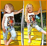 Бриджи и шорты для модных девочек