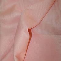 Тюль вуаль квин купон полоса персик