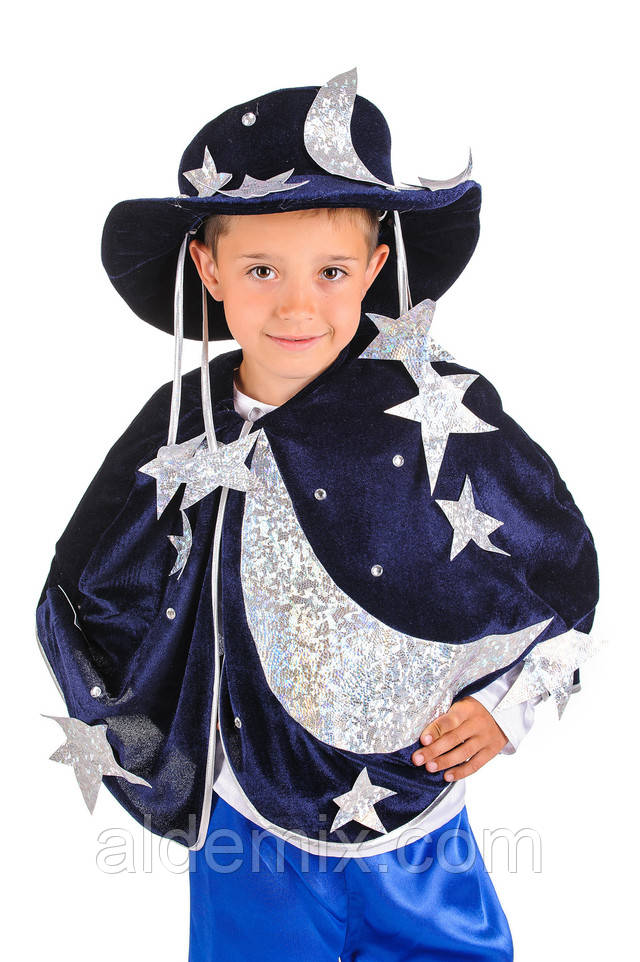 Как сшить костюм мальчику на новый год 2 года