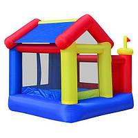 Детский ДОМИК С ВЕРАНДОЙ Bambi (METR+) MS 0567 надувной игровой центр 274*213*229 см