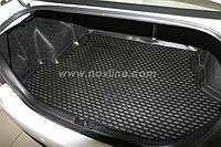 Коврик в багажник FAW B50 Besturn с 2012-✓ цвет:черный ✓производитель NovLine