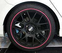 Молдинг кромки колесного диска Kabis