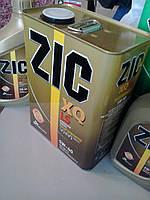 Моторное масло Zic XQ LS 5W-40 (Канистра 4 литра) низкозольное (бензин + дизель)