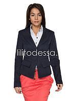 Короткий пиджак на одну пуговицу до 50р