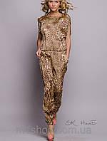 Комбинезон  Fashion Style леопард