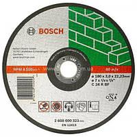 Отрезной круг по камню 230x22.23x3 Bosch