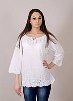 Молодежная женская летняя блуза