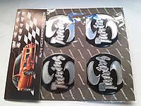 Наклейки на заглушки литых дисков (колпачки) с логотипом tuning (тюнинг)