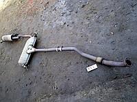 Глушитель выхлопная система Volkswagen Passat B5 1.8 AWT 2001