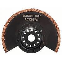 Сегментированное пильное полотно Bosch HM-RIFF ACZ 85 RT для Multi-Cutter