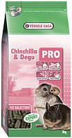 Versele-Laga Crispy Pellets Chinchilla & Degu (25 кг) гранулированна зерновая смесь корм для шиншили