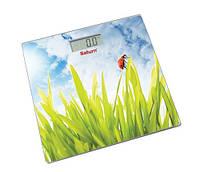 Весы напольные SATURN ST-PS0282 Grass , весы для дома