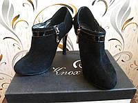 Женские модельные ботинки Knox