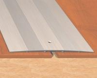 Порожек алюминиевый, ширина 80 мм