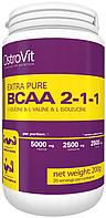 Бцаа незамінні амінокислоти ostrovit extra pure BCAA 200 гр