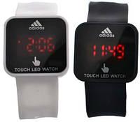 Часы наручные электронные Led Adidas сенсорные 1187