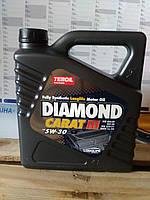Моторное масло Teboil Diamond Carat III 5w-30 (4л.), VW 504.00, 507.00, MB 229.31,229.51