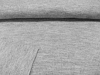 Довяз трикотажный (св. серый) меланж (арт. 2102)
