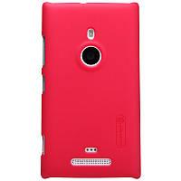 Чехол Nillkin для Nokia Lumia 925 красный (+пленка)