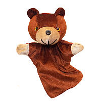 Кукла-перчатка «Медведь»