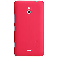 Чехол Nillkin для Nokia Lumia 1320 красный (+пленка)