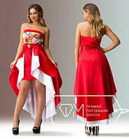 Платье нарядное,батальных размеров 03058