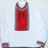 Вышиванка-рубашка для мальчиков