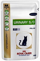Royal Canin Urinary Feline 100 гр с курицей 0.1 кг