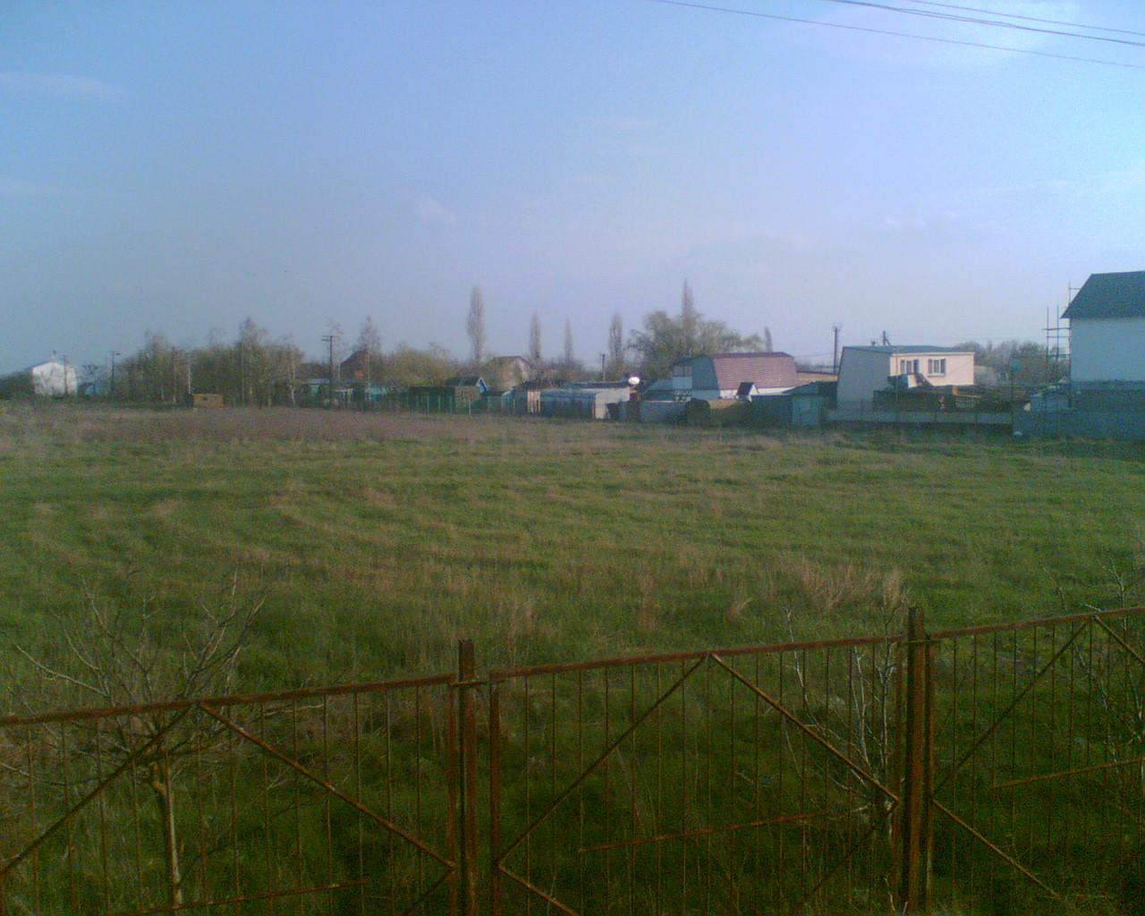 Продажа земли у моря в Одесской области