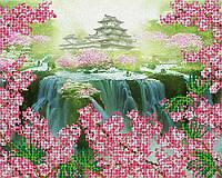 Схема для вышивки бисером Небесная пагода