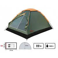 Двухместная палатка Totem Summer TTT-002.09 , интернет магазин палаток