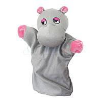 Кукла-перчатка «Бегемот»