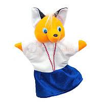 Кукла-перчатка «Лисичка»