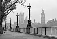 Фотообои Туманный Лондон, 366х254 см
