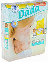 Подгузники Dada Premium 2 (3-6 кг) 74 шт