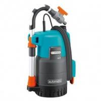 Дренажный насос Gardena 4000/2 для емкостей автоматический (01742-20.000.00)