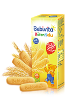 Детское печенье Бебивита, 180 г Bebivita
