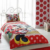 Набор детского постельного белья TAC Чаепитие с Мини Маус